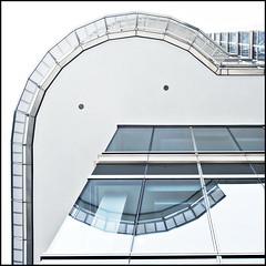 :) (Maerten Prins) Tags: windows reflection building london glass lines curves smiley dots moder upshot
