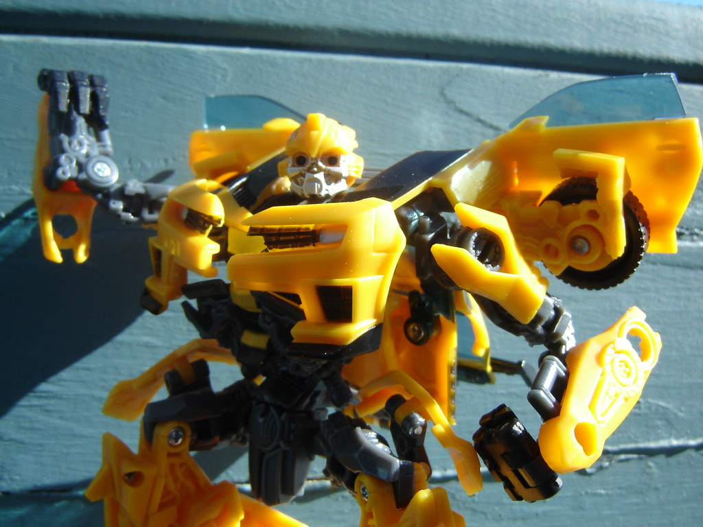 Collection d'Ironhide - Hot Shot's Finest Bots 5759835562_f12df91caa_b