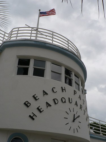 Beach Patrol HQ, Miami