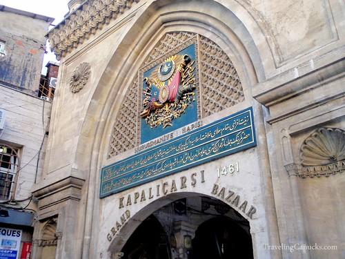 Grand Bazaar Sultanahamet Istanbul