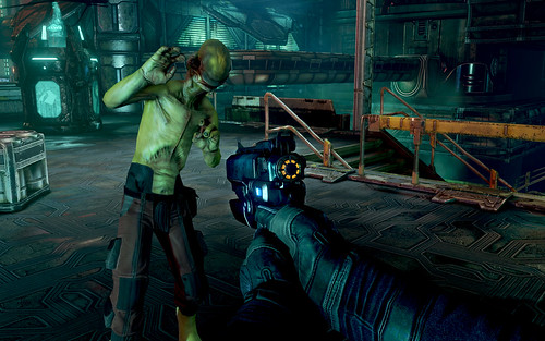 Prey 2 (PS3, Xbox 360, PC) screens