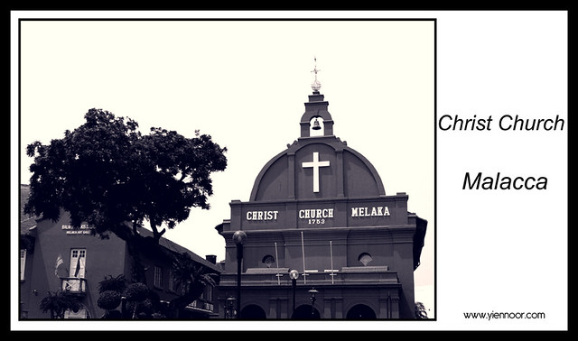 Christ Church of Malacca
