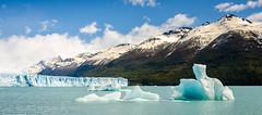 El Perito (i_berbeu) Tags: glaciar perito argentina lago hielo montaña naturaleza