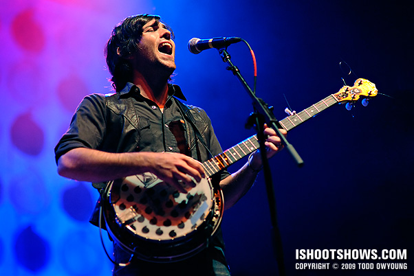 The Avett Brothers @ the Pageant -- 2009.06.25