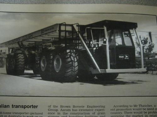 Chamberlain transporter