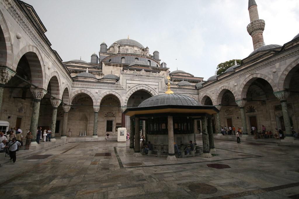Beyazit Camii (Beyazit I's Mosque)