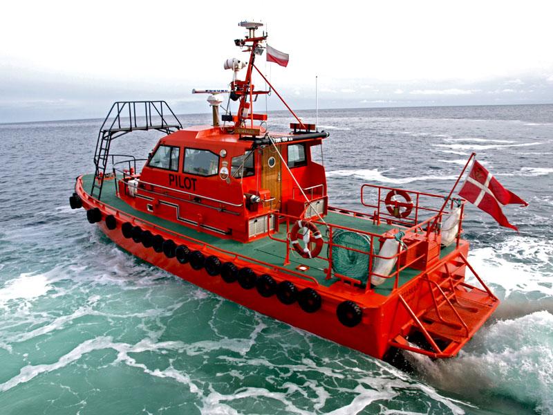 Pilot boat Starkad