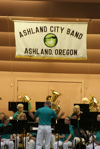 July 9th Ashland City Band Performance