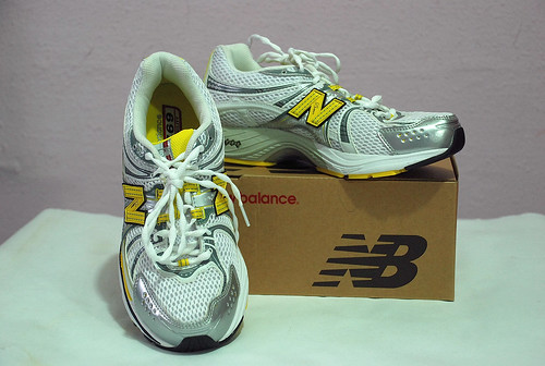 Achieving New Balance
