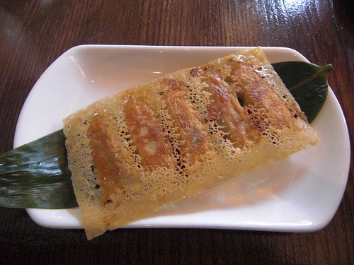 Pork and Chinese Chive Guotie @ Ba Shan