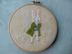 White Rabbit finished