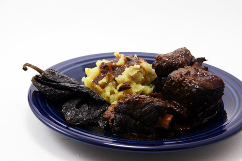 Braised Chile-Spiced Short Ribs