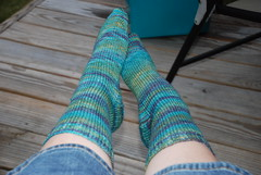 Finished socks!