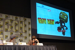 LBP Marvel @ Comic-Con 2009