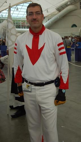 Comic Com 2009: Starblazers Crew Member