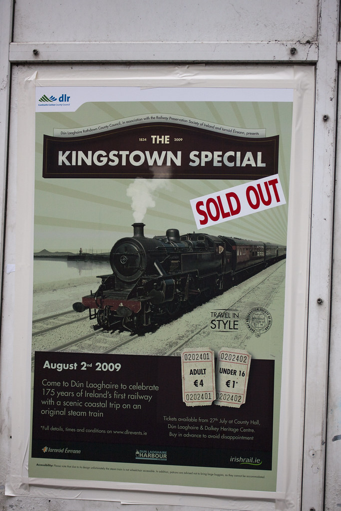 Steam Train - The Kingston Special