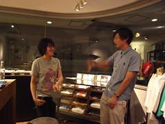 R0011354 (atsushi.nishio) Tags: party shibuya kmd keio