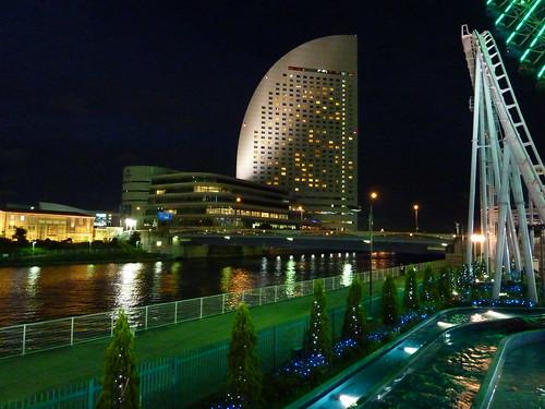 Yokohama noche 3