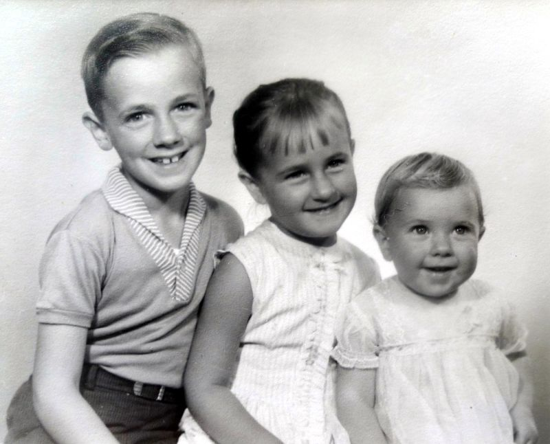 family portraits 1964