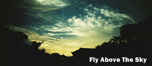 Fly Above The Sky