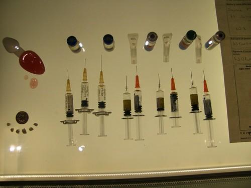 los primeros medicamentos recibidos
