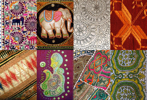 East Indian Patterns http://fashionary.org/blog/4-eastern-art-for-inspiration/
