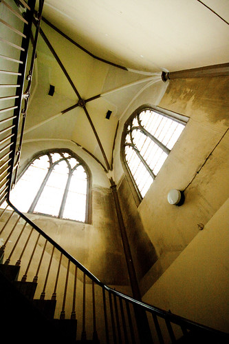 All Saints Stairwell