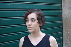 curly hair short (wip-hairport) Tags: portugal hair cut lisbon wip curly short hairport
