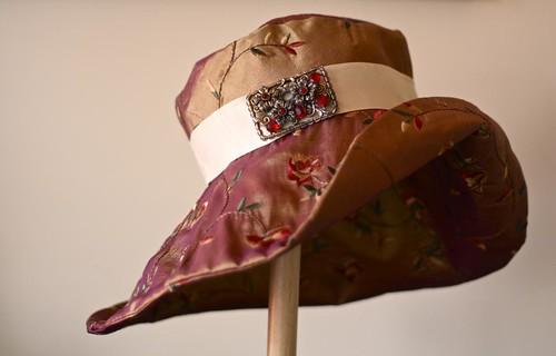 Iridescent Hat