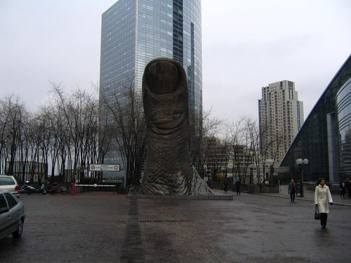Big Thumb, Paris