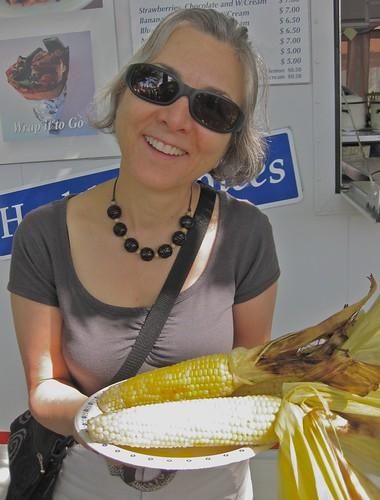 Pam's Corn