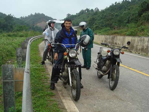 Motorcycling tours in Vietnam