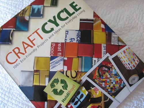 Craft Cycle Book by Heidi Boyd
