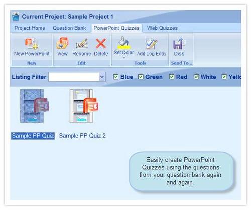 Atrixware PowerPoint Quiz Maker