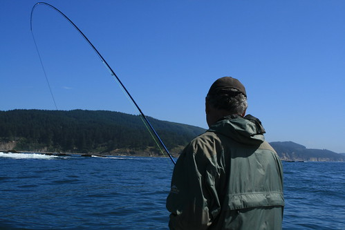 Oregon Coast Fly Fishing