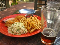 Crabcakes and Pale Ale