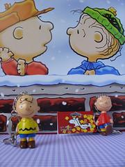 . D.E.S.T.A.Q.U.E . (:.  Mariannices  .:) Tags: book peanuts charliebrown chaveiros linusvanpelt chaveirospeanuts chaveirocharlie chaveirolinus
