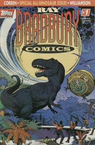 Ray Bradbury Comics