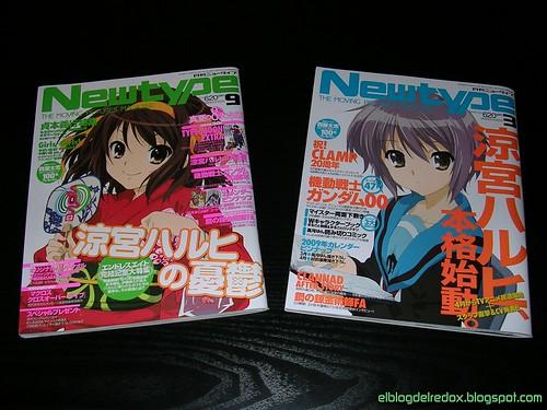 Newtype de març i de setembre
