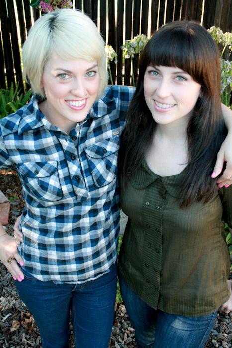 Casey & Kristin
