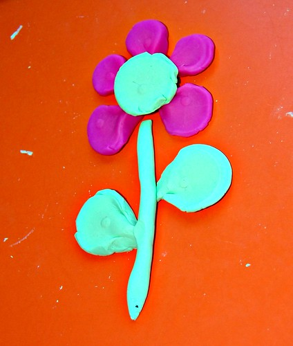 Bertie's Flower