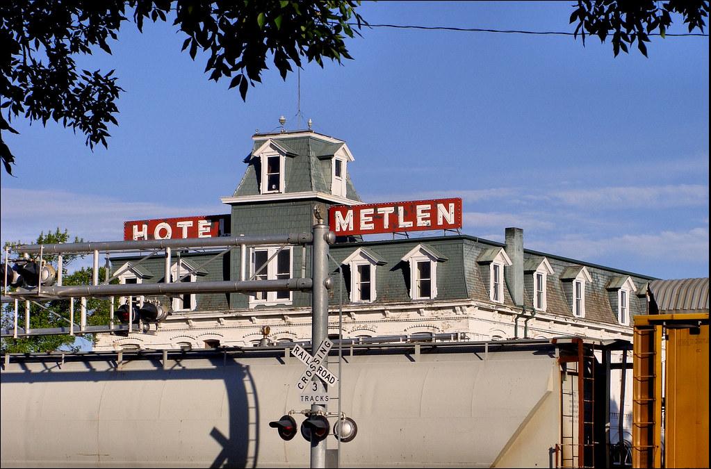 43422 Hotel Metlen