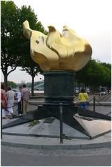 Paris 2009 - Pont d'Alma (normandie2005_horst Moi_et_le_monde) Tags: paris france parijs parigi páras پاریس paryż 巴黎 パリ paříž פריז باريس pariisi pariz париж 파리 parisjetaime parīze paräis პარიზი पेरिस париз פּאַריז parisgeotagged parīžios парыж парис փարիզ paryžiuje