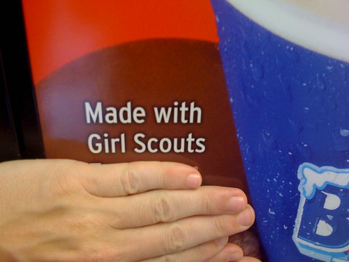 Made with Girl Scouts