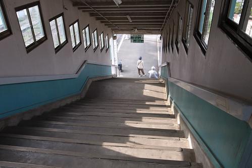 青い森の無人駅
