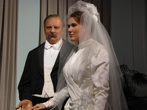 Wilford Brimley's wedding