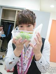 090718 Music Core BTS - Junsu