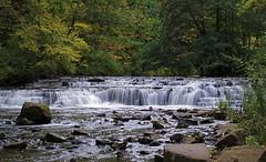 Head on View - Postcard Falls (+David+) Tags: waterfall headon postcardfalls