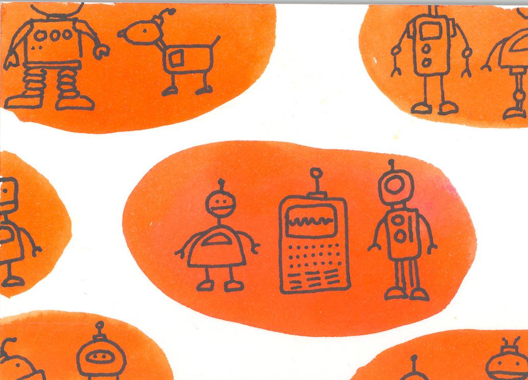 Small Robots #1