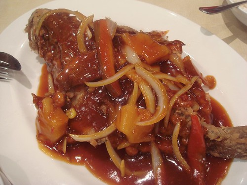 Sweet n sour fish@Oriental